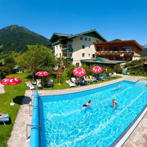 Fotografie hotelů: Wohlfühlhotel Martinerhof, Sankt Martin am Tennengebirge