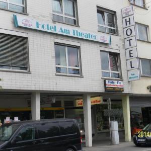 Hotelbilleder: Hotel am Theater, Pforzheim