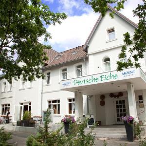 Hotelbilleder: Akzent Hotel Deutsche Eiche, Uelzen