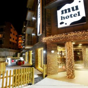 Hotelbilleder: Hotel Mu, La Cortinada