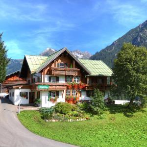 Photos de l'hôtel: Bödmerhof, Mittelberg