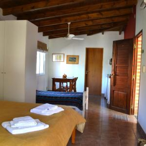 ホテル写真: Cabañas Los Aromos, Vaqueros