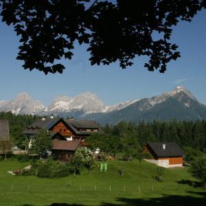 Hotellikuvia: Familienbauernhof Grossgrub, Vorderstoder