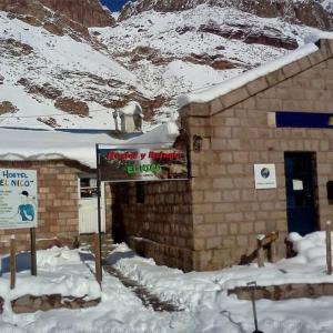 Fotos do Hotel: Refugio El Nico, Puente del Inca