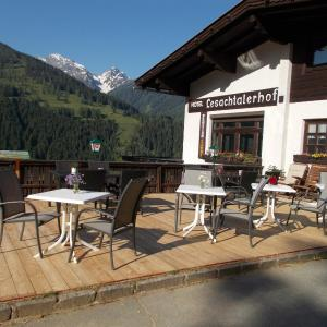 Hotellikuvia: Pension Lesachtalerhof, Liesing