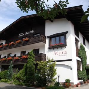 Hotelfoto's: Hotel-Garni Austria, Westendorf