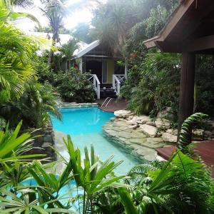 Hotelbilleder: Le Jardin Creole, Saint John's