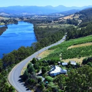 Hotelbilleder: Hillside Bed and Breakfast, Huonville