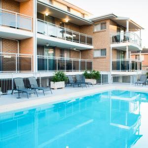 酒店图片: CopaShores Holiday Apartments, Copacabana