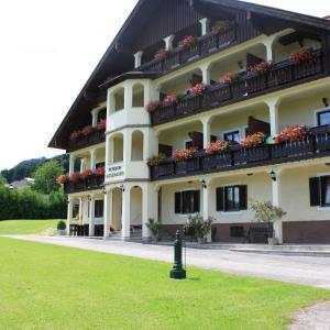 Hotellikuvia: Pension Rosenauer Zimmer & Ferienwohnungen, Nussdorf am Attersee