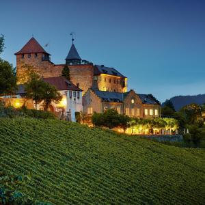 Hotel Pictures: Schloss Eberstein, Gernsbach