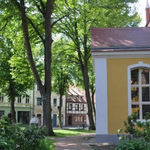 Hotelbilleder: Apartment in der Altstadt, Ueckermünde