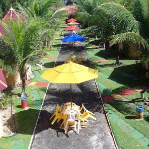 Hotel Pictures: Chalés Dulce Mar, Guaibim