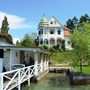 Fotografie hotelů: Seeappartements Eden, Pörtschach am Wörthersee