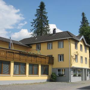 ホテル写真: Gasthof Hirschen, Langenegg