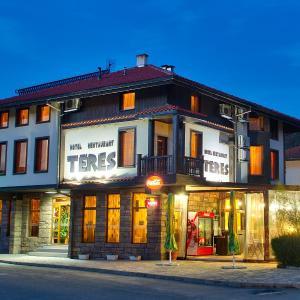 Hotellikuvia: Hotel Teres, Kazanlŭk
