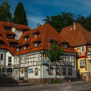 Hotelbilleder: Hotel Bär, Sinsheim