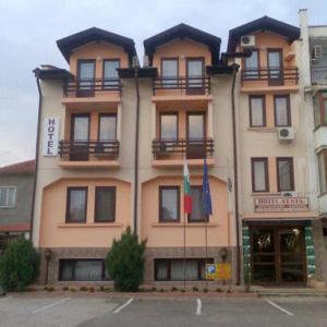 Hotellikuvia: Hotel Vesta, Kazanlŭk