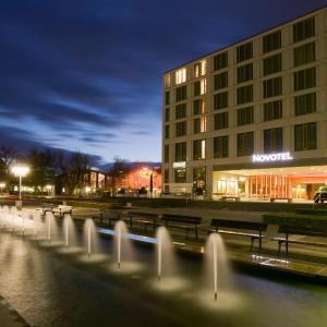 Hotel Pictures: Novotel Karlsruhe City, Karlsruhe