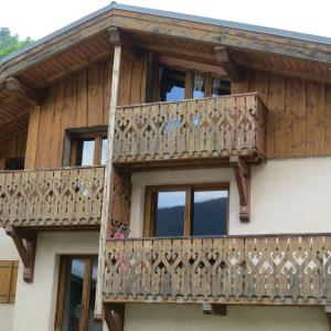 Hotel Pictures: Chalet Philippe, Peisey-Nancroix
