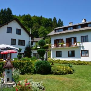 Hotelbilleder: Gasthof-Pension Karawankenblick, Techelsberg am Worthersee