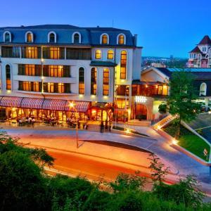 Hotellikuvia: Retro Hotel, Haskovo