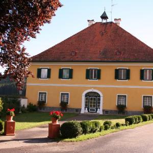 Fotos do Hotel: Mentehof, Sankt Georgen am Längsee