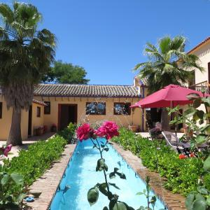 Hotel Pictures: Hacienda Mendoza, Archidona