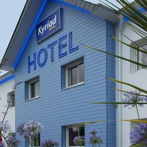 Hotel Pictures: Kyriad Quimper - Pont-l'Abbé, Pont-l'Abbé