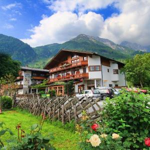 Zdjęcia hotelu: Martinerhof, Sankt Martin bei Lofer