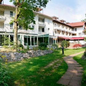 Hotel Pictures: Hotel Kurparkblick, Bad Bergzabern