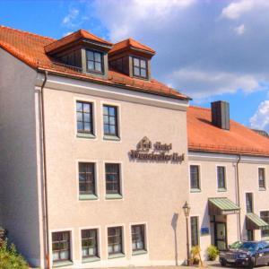 Hotel Pictures: Meister BÄR HOTEL Wunsiedler Hof, Wunsiedel