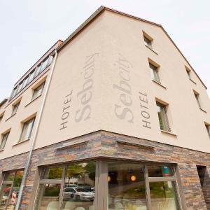 Hotelbilleder: Sebcity Hotel, Ellwangen