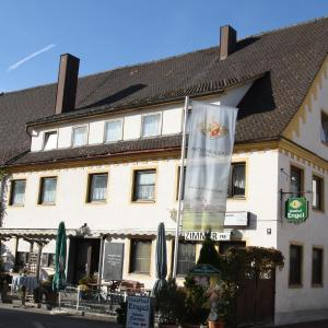 Hotel Pictures: Gasthof Engel, Obergünzburg