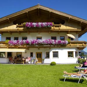 Fotografie hotelů: Mesnerhof, Brandenberg