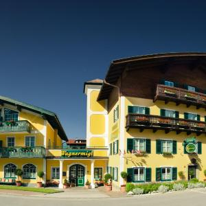 Zdjęcia hotelu: Hotel-Pension Wagnermigl, Kuchl