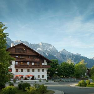 Фотографии отеля: Familien Landhotel Stern, Обштайг