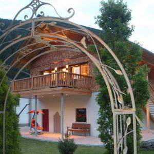 Fotos de l'hotel: Chalet Edelweiss im Montafon, Sankt Gallenkirch