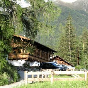 Hotel Pictures: Hotel Gasthof Stuibenfall, Niederthai