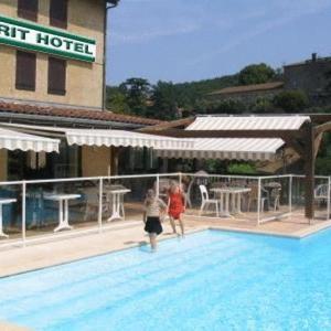Hotel Pictures: Brit Hotel Vallee du Lot, Fumel