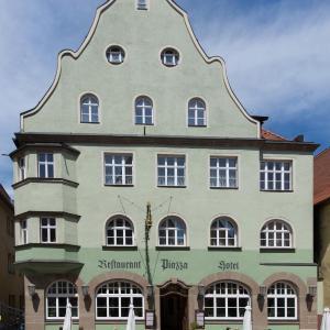 Hotelbilleder: Hotel-Restaurant Piazza, Dinkelsbühl