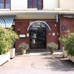 Hotel Pictures: Hôtel le Chapon Fin, Moissac