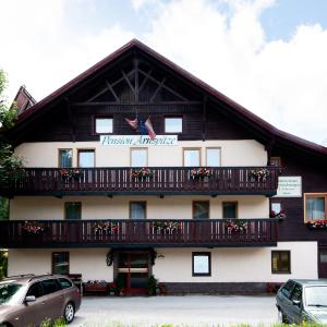 Hotellbilder: Pension Arnspitze, Scharnitz