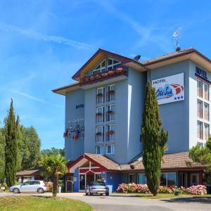 Hotel Pictures: Hotel Côté Sud Leman, Thonon-les-Bains