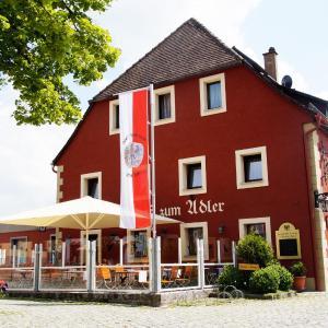 Hotel Pictures: Gasthof Adler, Schillingsfürst