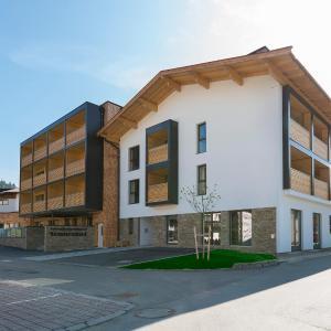 Fotos de l'hotel: Appartementhotel Sonnenhof, Kössen