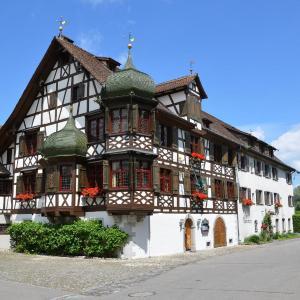 Hotel Pictures: Drachenburg & Waaghaus, Gottlieben