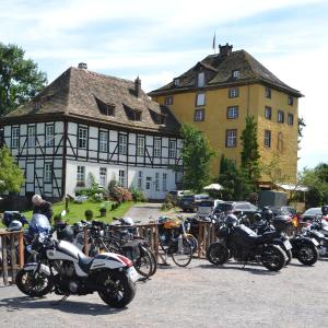 Hotelbilleder: Tonenburg, Höxter
