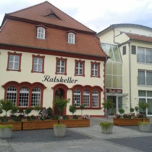 Hotelbilleder: Garni-Hotel zum alten Ratskeller, Vetschau