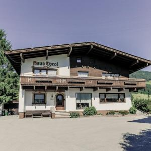 ホテル写真: Haus Tyrol, ゲルロス